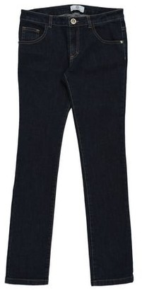 VERSACE YOUNG Denim trousers