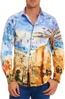 Robert Graham Urban Sands Classic Fit Shirt
