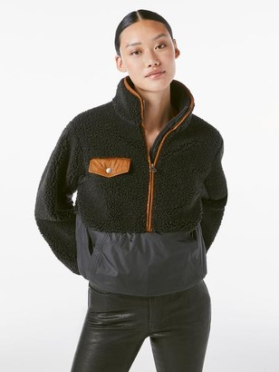 Frame Fleece Mix Pullover