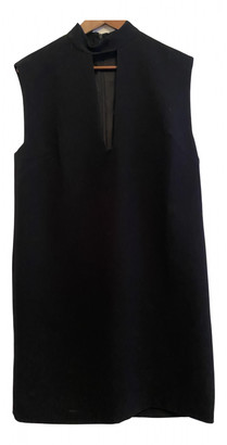 Nomia Black Silk Dresses