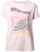 Stella McCartney 'Love in London' T-shirt