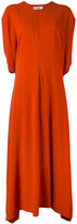 Jil Sander Candelabro dress - women - Silk/Viscose - 34