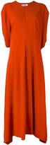 Jil Sander Candelabro dress - women - Silk/Viscose - 38