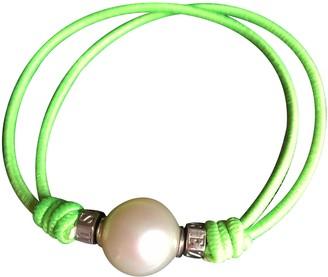 Suarez Green Silver Bracelets