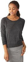 Alternative Women's Slouchy Pullover Sweatshirt