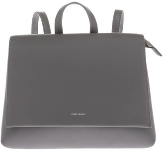 Pixie Mood Janice Flap Over Grey Back Pack