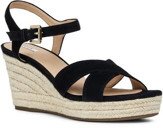 Geox Soleil Wedge Sandal