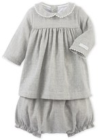 Petit Bateau Baby dress and bloomers