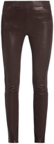 J Brand Morgan Leather Pants