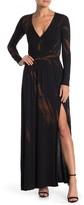 Couture Go Slit Maxi Dress