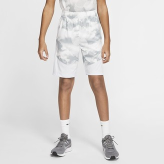 Nike Big Kids' (Boys') Printed Training Shorts