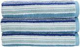 Christy Bamford Stripe Towel - Fresh - Hand Towel