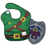 Bumkins Legends of Zelda Link Caped SuperBib