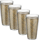 Kraftware Set of 4 Woven 22-oz. Glasses