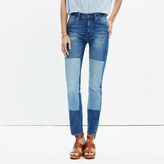 Madewell x B SidesTM Reworked Perfect Fall Jean