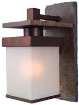 Kenroy Home Harbor 1-Light Medium Wall Lantern