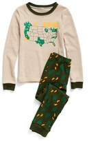 Toddler Boy's Tucker + Tate Fitted Two-Piece Pajamas