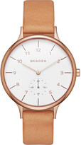Skagen SKW2405 Anita rose gold-toned stainless steel watch