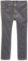Hudson Slim Straight Corduroy Pants (Toddler Boys)