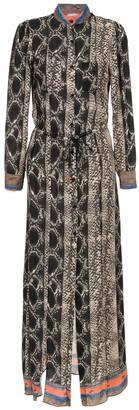 AMIR SLAMA long dress