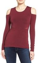 Bailey 44 Women's Cold Shoulder Jersey Top