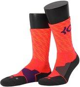 Nike Clothing Kd Hyper Elite Cushioned Sock Sx4972-671 Size L