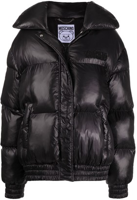 Moschino Teddy puffer jacker