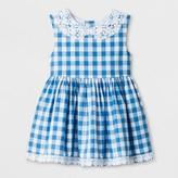 Genuine Kids from OshKosh Toddler Girls' Dorothy A Line Dress - Genuine Kids® from OshKosh® White