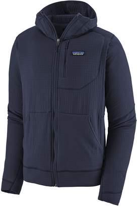 Patagonia Men's R1 Fleece Full-Zip Hoody