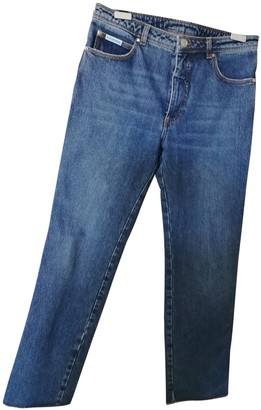 ALEXACHUNG Alexa Chung Blue Denim - Jeans Jeans for Women