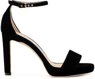 Jimmy Choo Misty buckled sandals