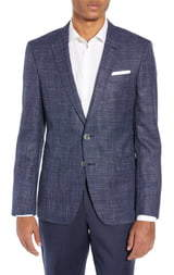 b4ce52be4 BOSS Blue Blazers And Sport Coats - ShopStyle