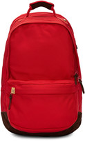 Visvim Red Ballistic 22l Backpack