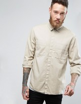 Nudie Jeans Co Calle Long Sleeve Pocket Shirt