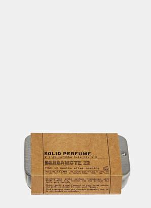 Le Labo Bergamote 22 Solid Perfume Refill Kit