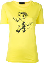 DSQUARED2 school boy T-shirt - women - Cotton - XS