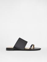 DKNY Flora Flat Sandal