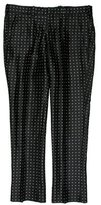 Alexander McQueen Polka Dot Wool Pants w/ Tags