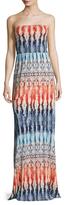 Tart Ethel Strapless Maxi Dress