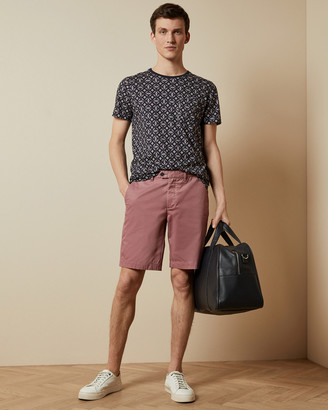 Ted Baker BUENOSE Cotton chino shorts