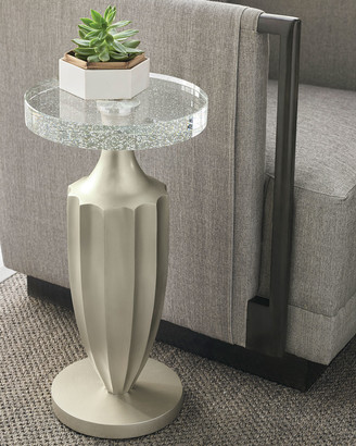 Caracole Just A Little Jazz Side Table