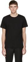 Calvin Klein Underwear Three-pack Black Classic-fit T-shirts