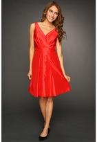 Tahari by Arthur S. Levine Liana Dress (Poppy Red) - Apparel