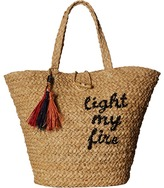 Hat Attack The Doors Light My Fire Tote Tote Handbags