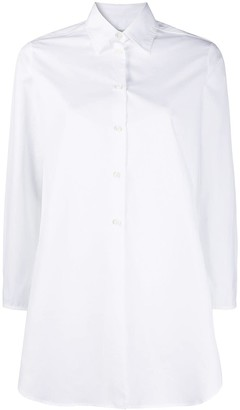 Alberto Biani Oversized Long Sleeve Shirt