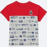 Uniqlo Toddler Thomas & Friends Short-sleeve Graphic T-Shirt