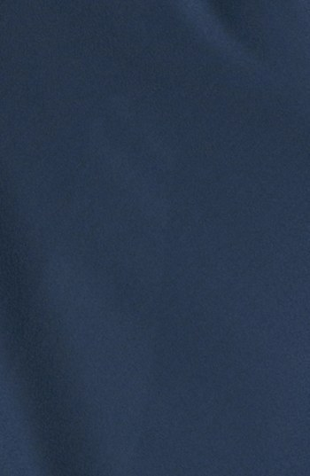 Lanvin Contrast Side Cowl Neck Dress