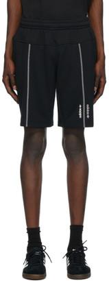 adidas Black Crew Shorts
