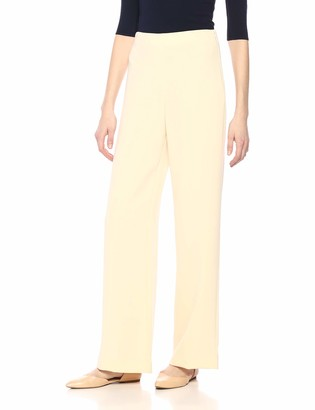 Theory Women's Full Length Clean Wide Leg Pant