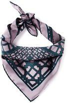 Haider Ackermann printed scarf